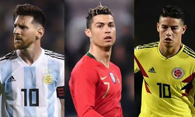 英媒评世界杯11人阵容