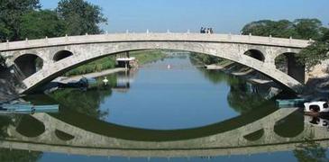 茅以升三次考察赵州桥