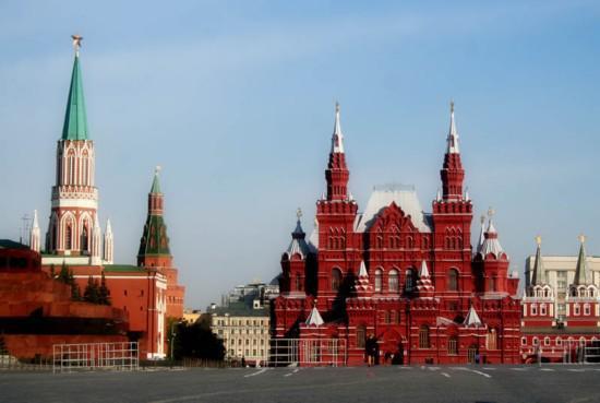 俄罗斯5-0沙特!看球之余俄罗斯还有哪些能玩的地?