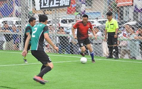 足球盛宴来袭 省会首届迷你世界杯赛正式打响