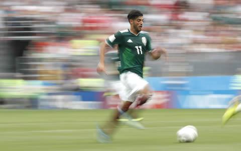 动感世界杯丨德国不敌墨西哥