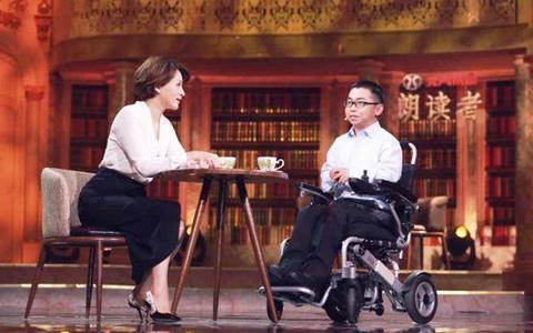 """他患""""不死癌症"""",坐轮椅考上清华并获特等奖学金"""