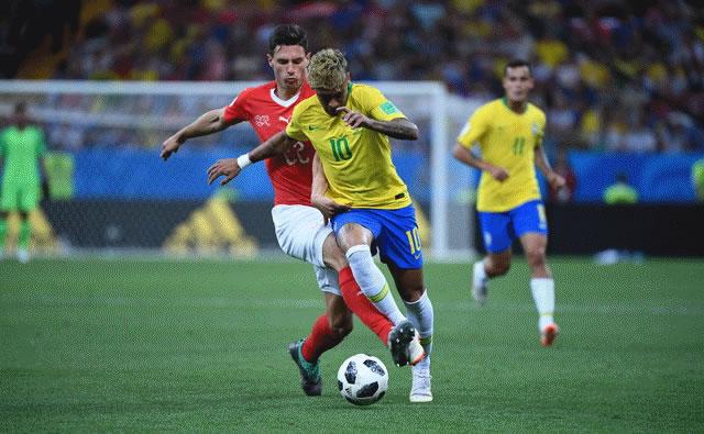 动感世界杯丨巴西1比1战平瑞士