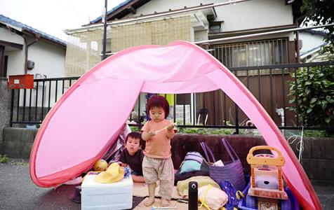 地震过后的日本