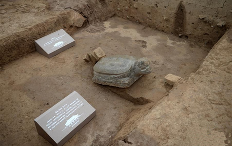 西安启动唐长安城明德门遗址保护工程