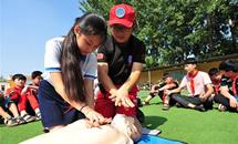 河北文安:暑假安全第一课