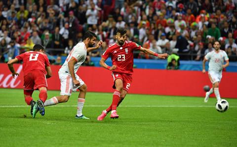 动感世界杯|迭·科斯塔进球 西班牙小胜伊朗