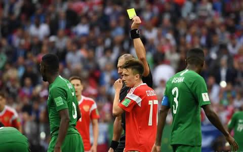 """盘点俄罗斯世界杯的那些""""第一"""""""
