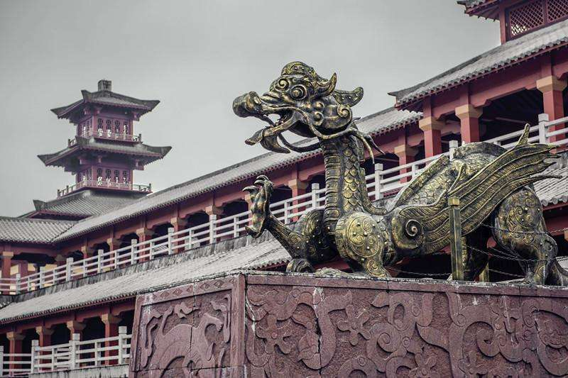 千古一帝的宫殿——咸阳宫