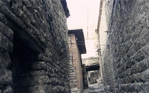 """美在邯郸——走进涉县""""岭底村"""""""