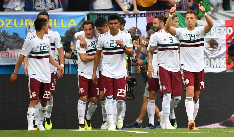 动感世界杯|墨西哥取得两连胜
