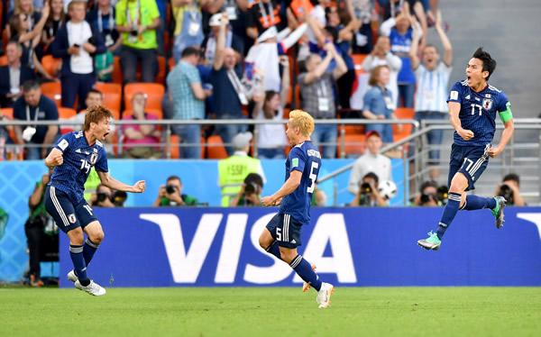 动感世界杯|日本战平塞内加尔
