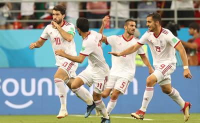 伊朗捍卫亚洲足球荣光