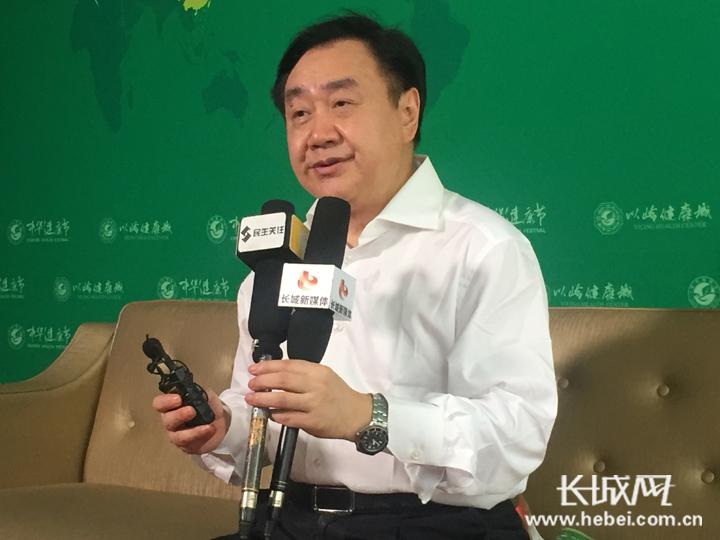 樊代明:努力倡导整合医学 致力守护人民健康
