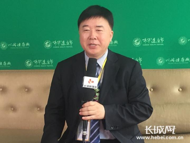 张英泽:科普疾病治疗预防 推动健康事业发展