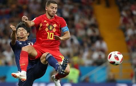 逆转!比利时3-2淘汰日本晋级
