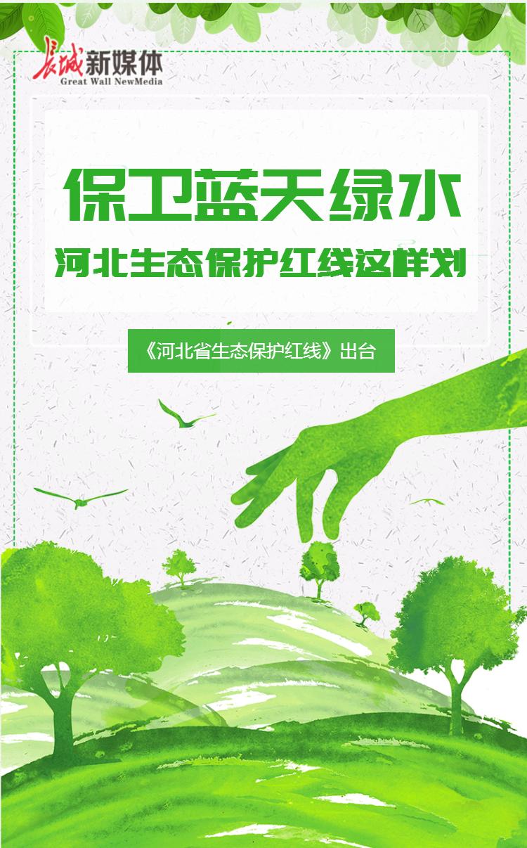 【特别策划】保卫碧水蓝天 河北生态保护红线这样划!