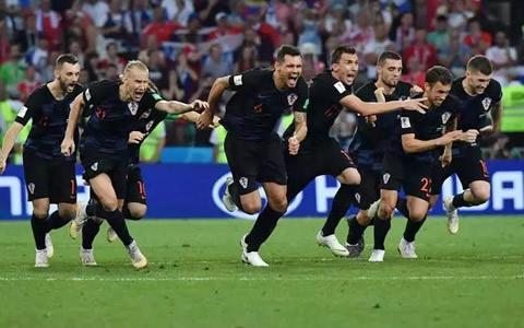 动感世界杯丨克罗地亚点球决胜东道主挺进四强