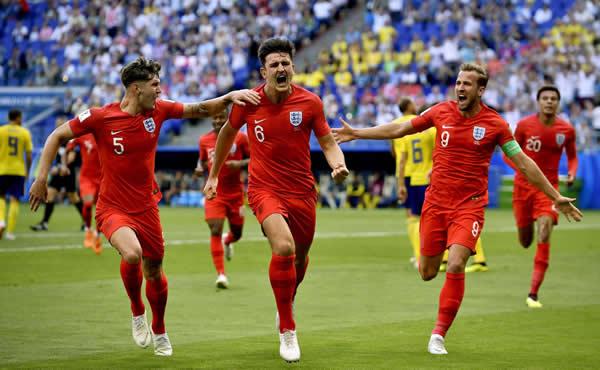 动感世界杯|英格兰队杀进四强