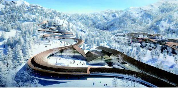 史上最全!26个北京冬奥会场馆抢先揭秘(图)