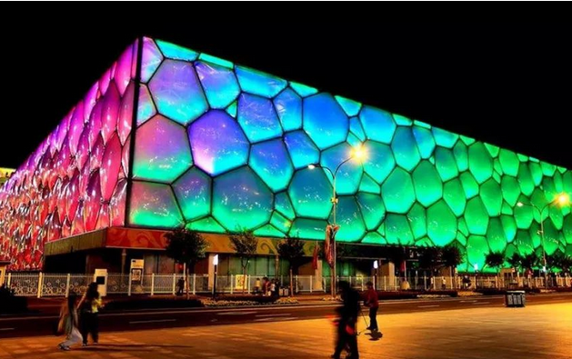 2022北京冬奥场馆将华丽亮相,提前来波解密图放送!