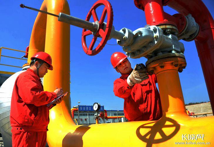 华北油田构建清洁能源产业链 调整区域能源结构 提升蓝天幸福感