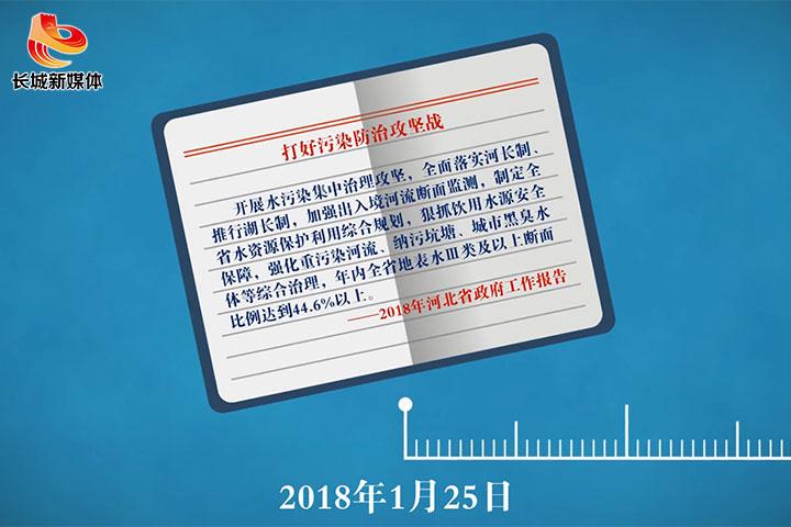 2018年河北省政府工作报告对打好污染防治攻坚战设立了明确目标。