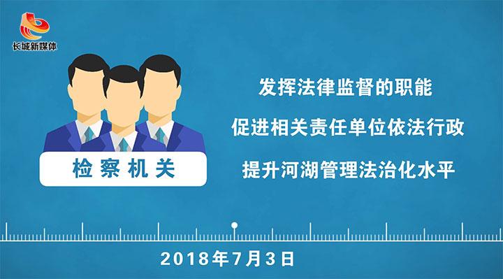 河北省人民检察院和省河湖长制办公室联合会签《关于协同推进全省河湖长制工作的意见》。