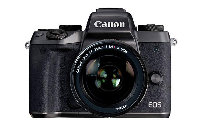 传佳能将于2018年发布首款全幅无反相机