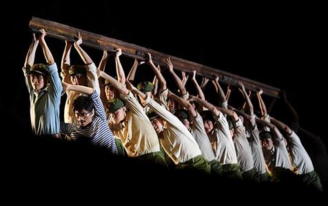 第十二届全国舞蹈展演在昆明开幕