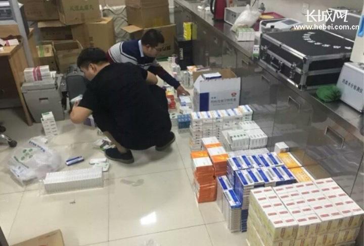 衡水破获特大非法经营药品案 涉案价值超2000万