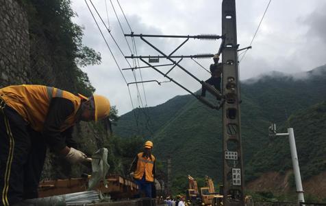 宝成线连续发生山体崩塌灾害已影响22趟列车
