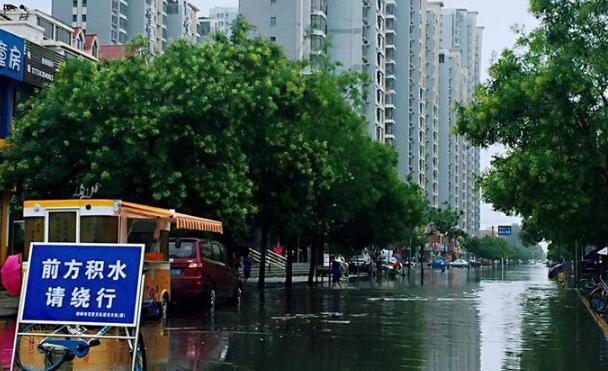 武安117.3毫米!7月14日邯郸各地现明显降水