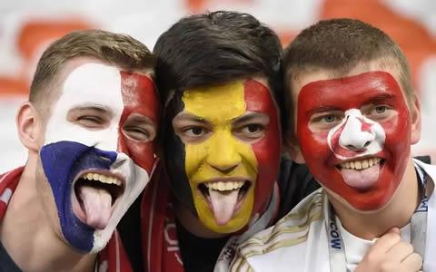 世界杯,四年之约