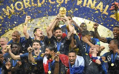 世界杯,不说再见!