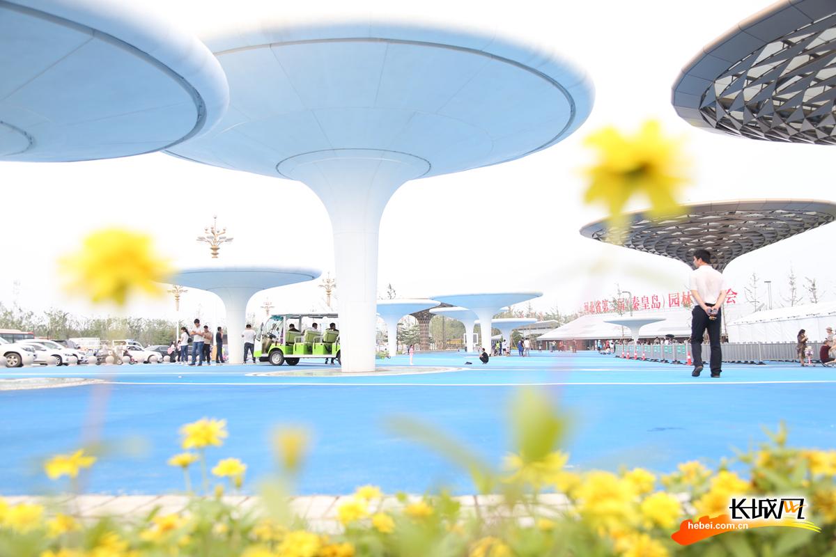 河北省第二届园博会开园!风景如画惊艳河北【高清组图】