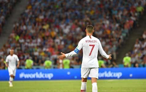C罗的眼神、姆巴佩的奔袭——俄罗斯世界杯难忘瞬间