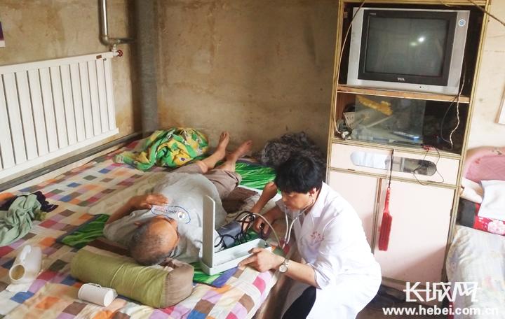 枣强县健康扶贫有良方 万余名贫困群众得实惠