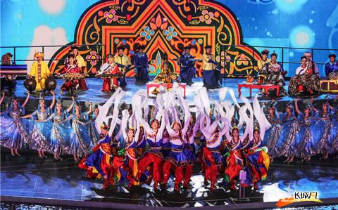 大型实景演出《木兰秋狝大典》在第三届河北省旅发大会震撼首演【高清组图】
