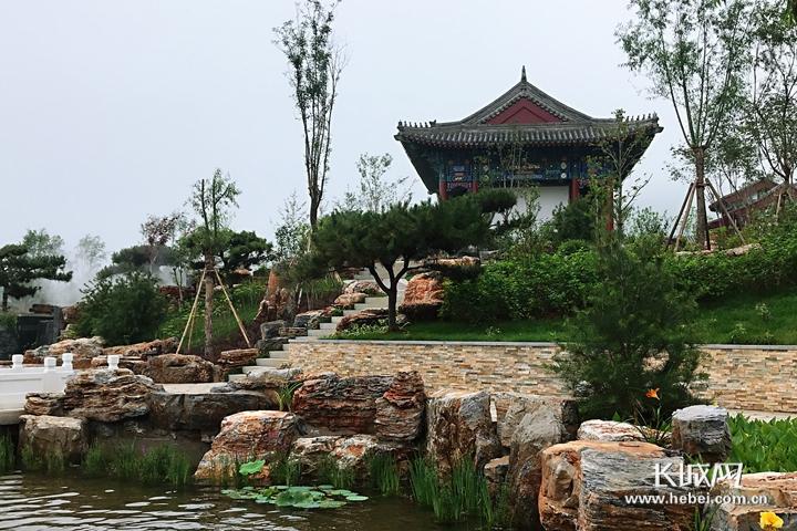河北省第二届(秦皇岛)园林博览会——良好生态坏境彰显民生情怀