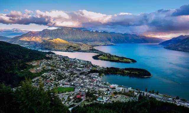 情迷新西兰:畅游南半球的美丽国度