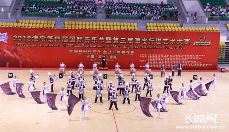 厉害了!沧州市运河少年《点将》曲目荣获国际金奖