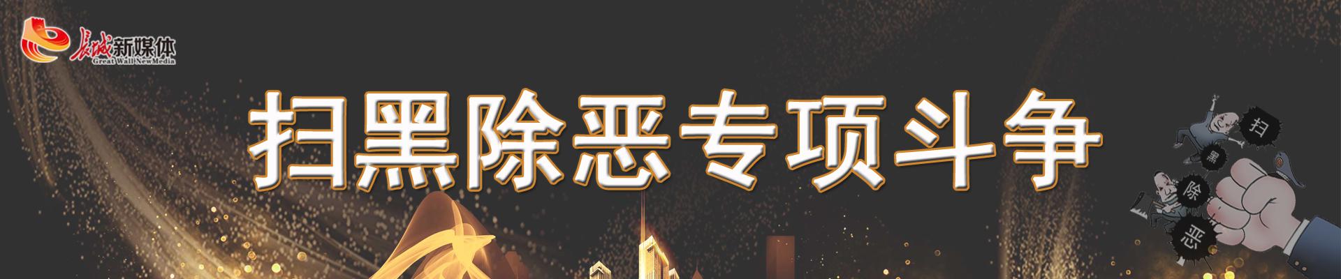 【专题】扫黑除恶专项斗争
