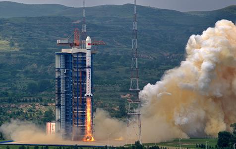 我国成功发射高分十一号卫星