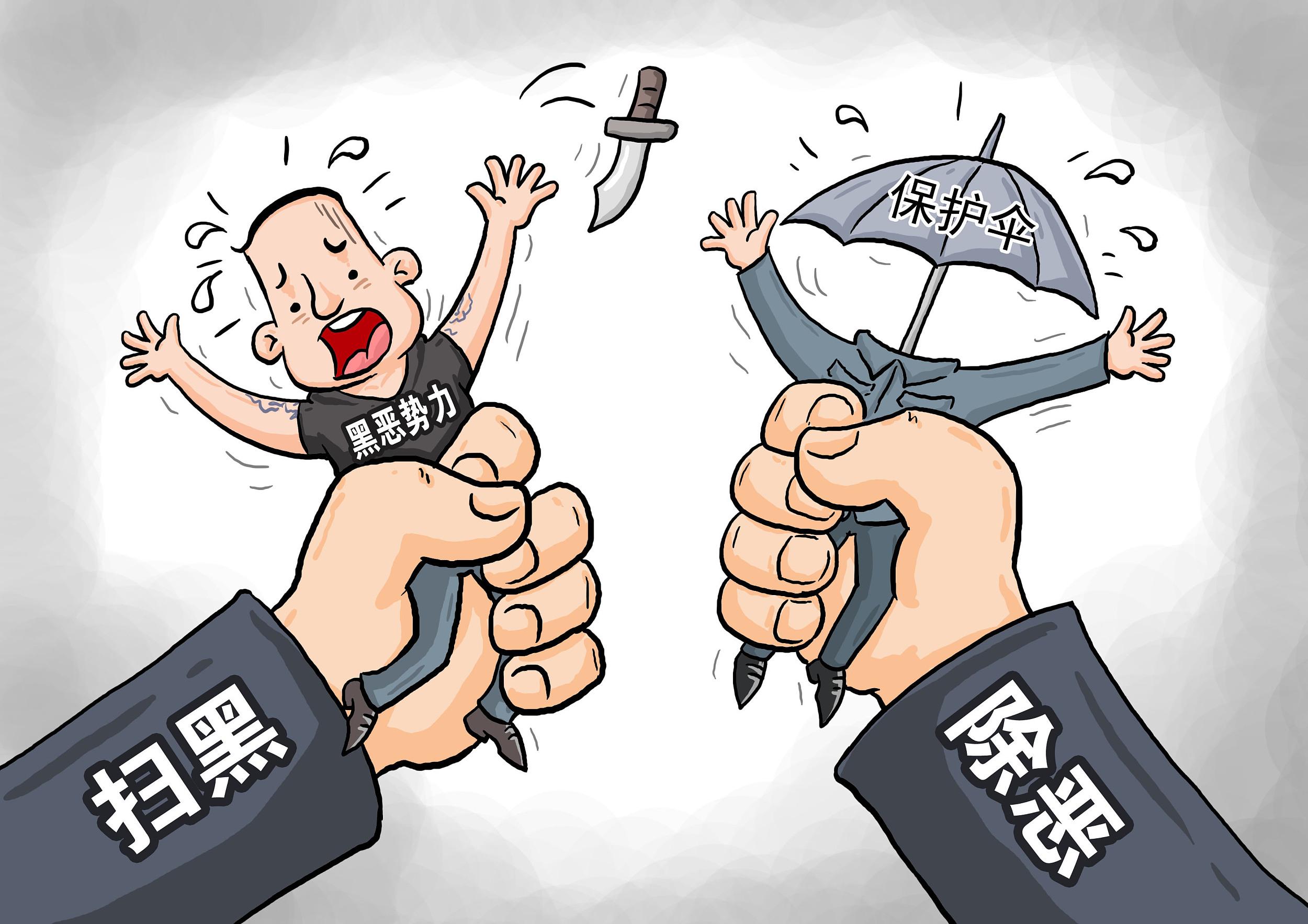 【扫黑除恶中央督导在河北】沧州:约谈七个重点行业监管部门