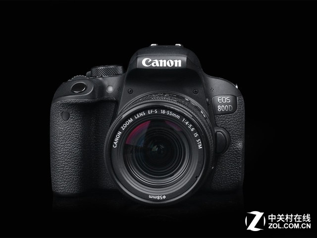 入门摄影的选择 你需要佳能EOS 800D
