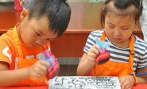 吴桥:学习传统文化过暑假