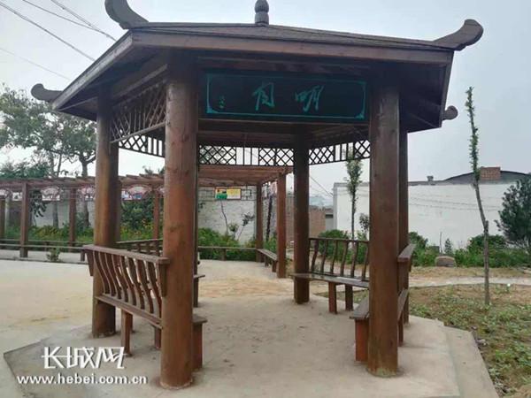 邯郸峰峰:小广场大文化