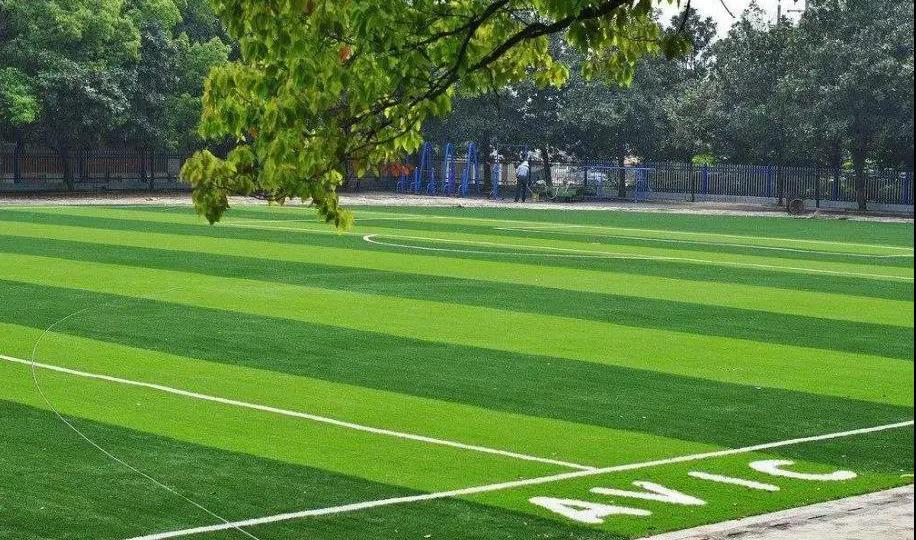 想在如画风景里来场球赛?福利来了!唐山南湖要新建好几个足球场!