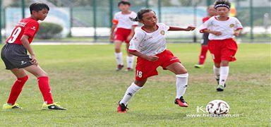 青少年校园足球夏令营(小学组)在秦皇岛开营